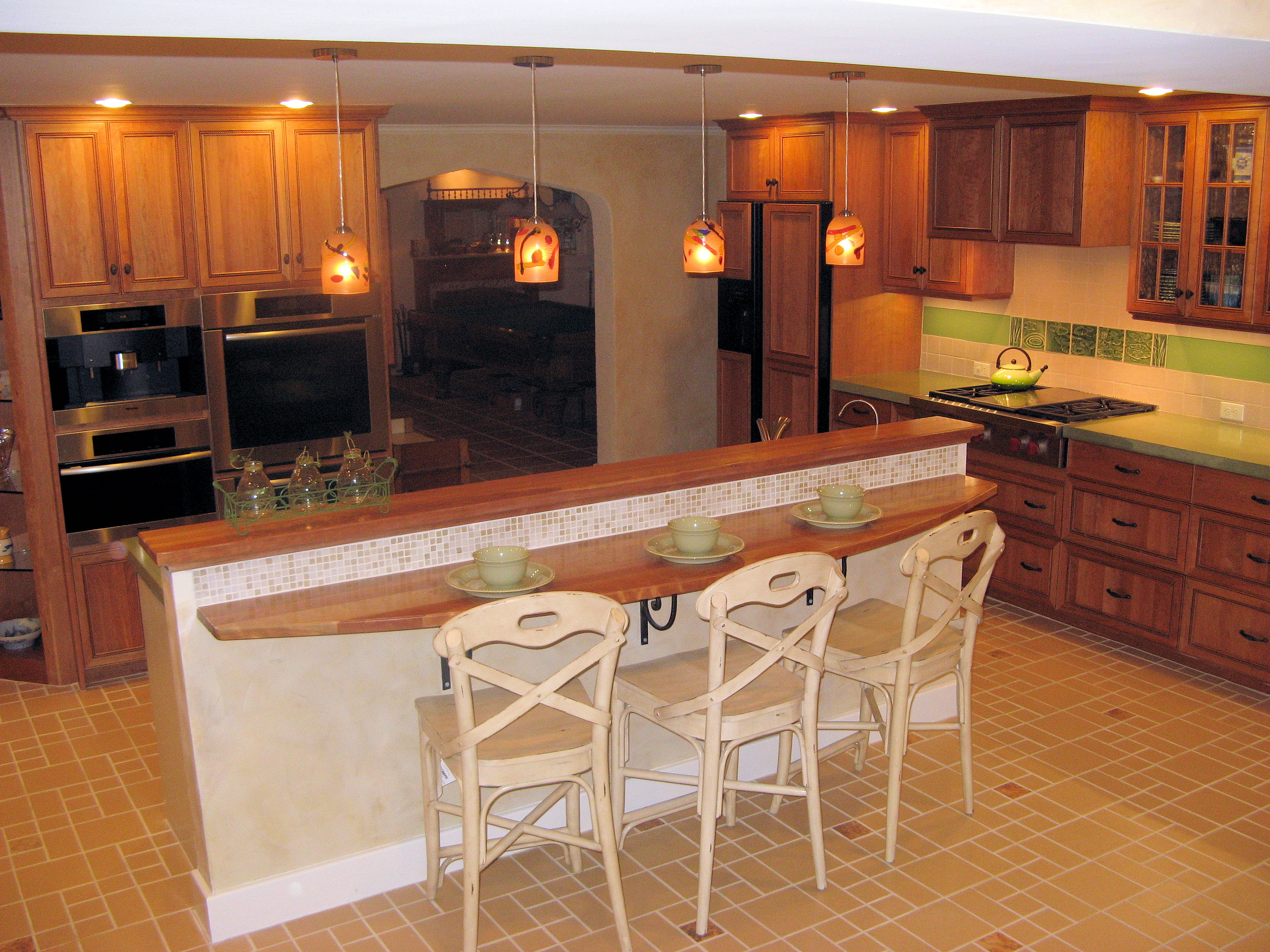 Eco Friendly Kitchen Countertops
