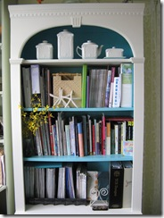 lmk interiors, ltd. bookcase